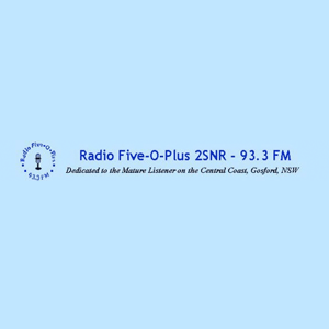 Radio 2SNR - Radio Five-O-Plus 93.3 FM