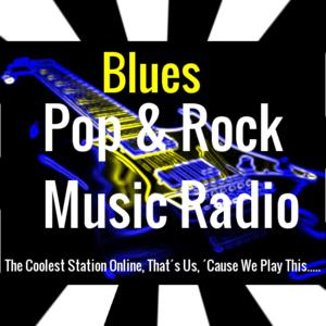Radio Pop And Rock Music Radio Blues