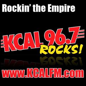Radio KCAL-FM - 96.7 FM Rocks
