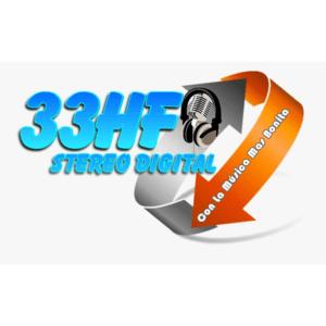 Radio 33hf Stereo Digital
